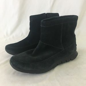 Cole Haan Black Booties From Nordstrom NWT